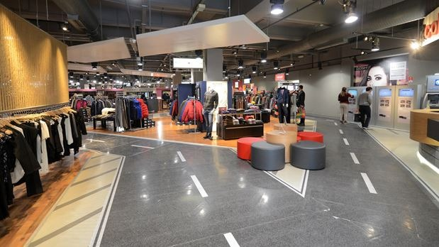 All About Designing The Interior Of Your Factory Outlet